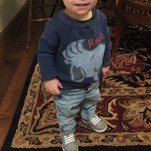 Zara Baby Boy Woodstock Sweatshirt
